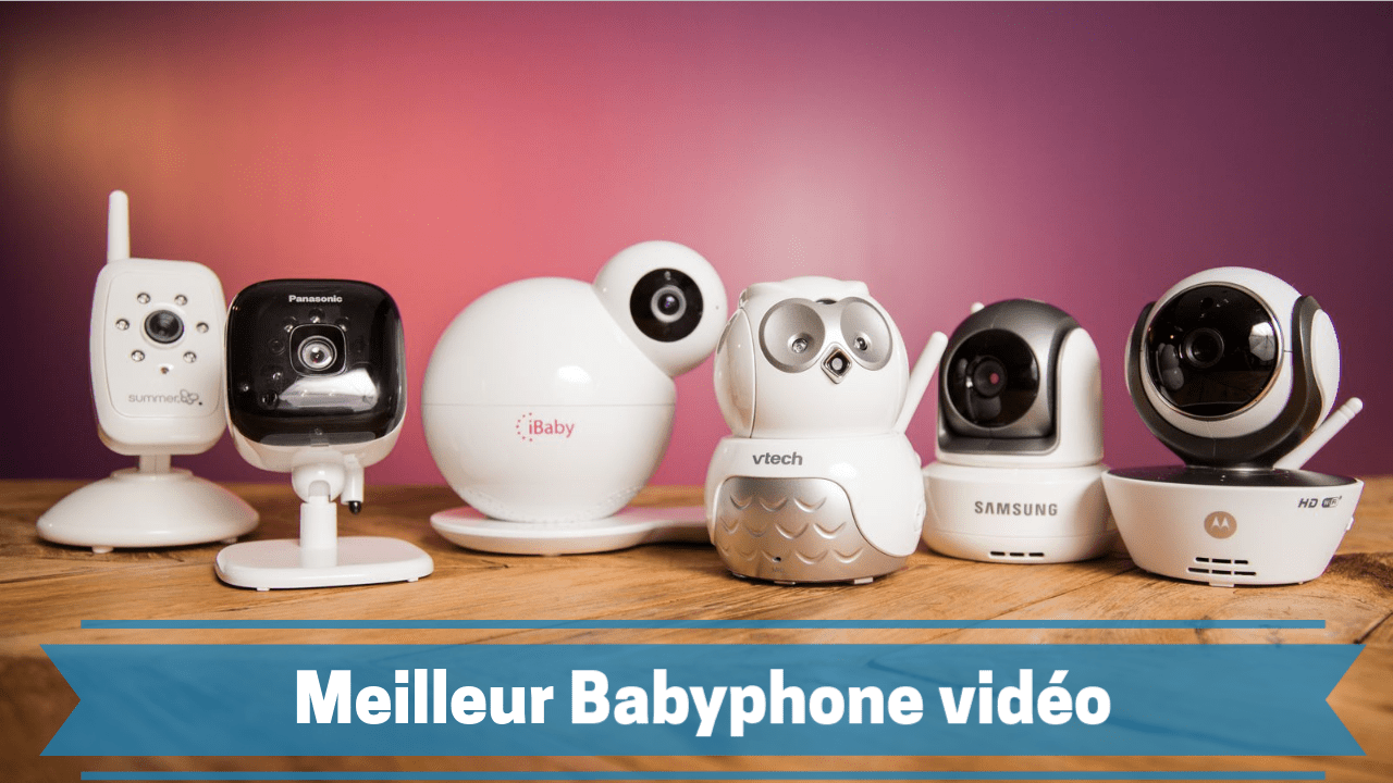 meilleur babyphone vid o 2017 2018 comparatif des prix. Black Bedroom Furniture Sets. Home Design Ideas