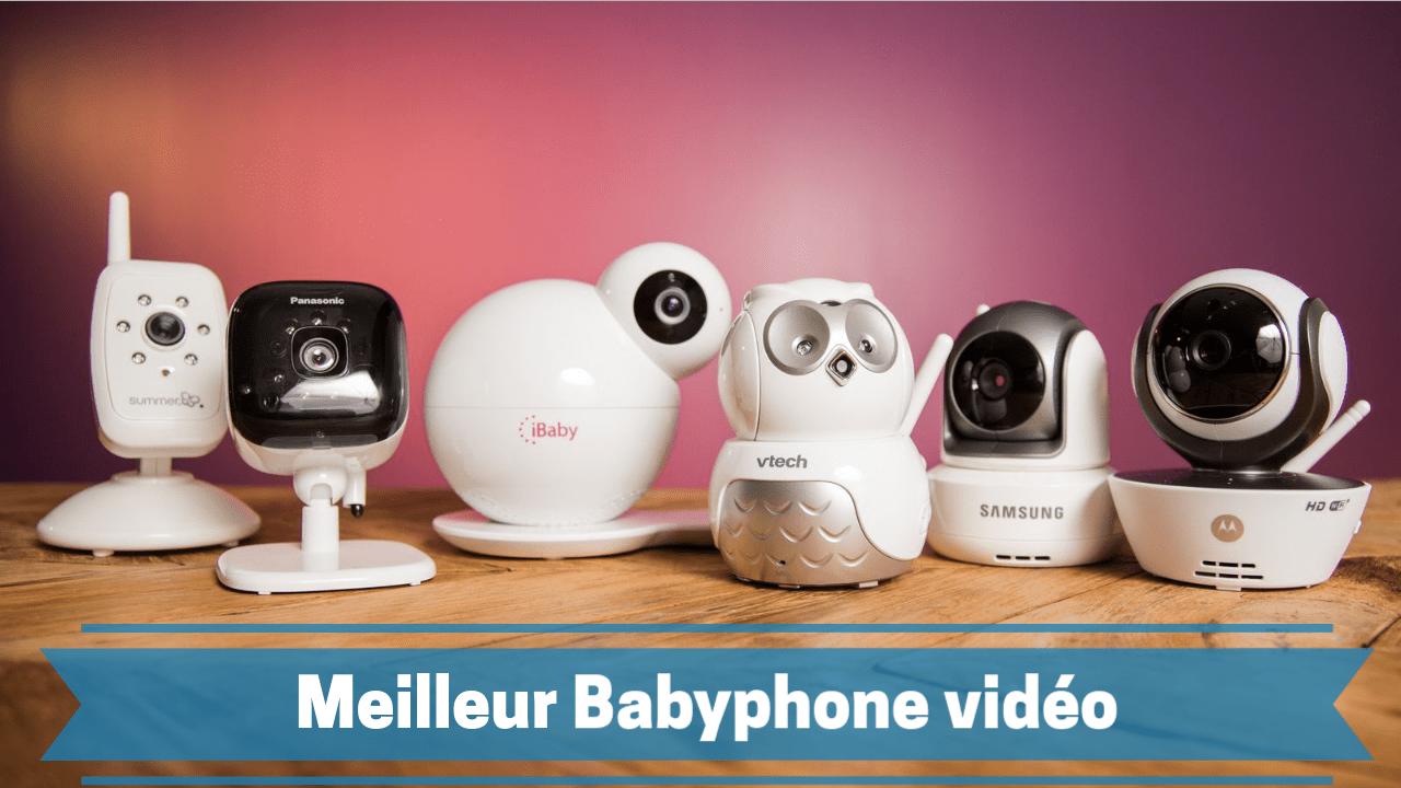 meilleur babyphone vidéo