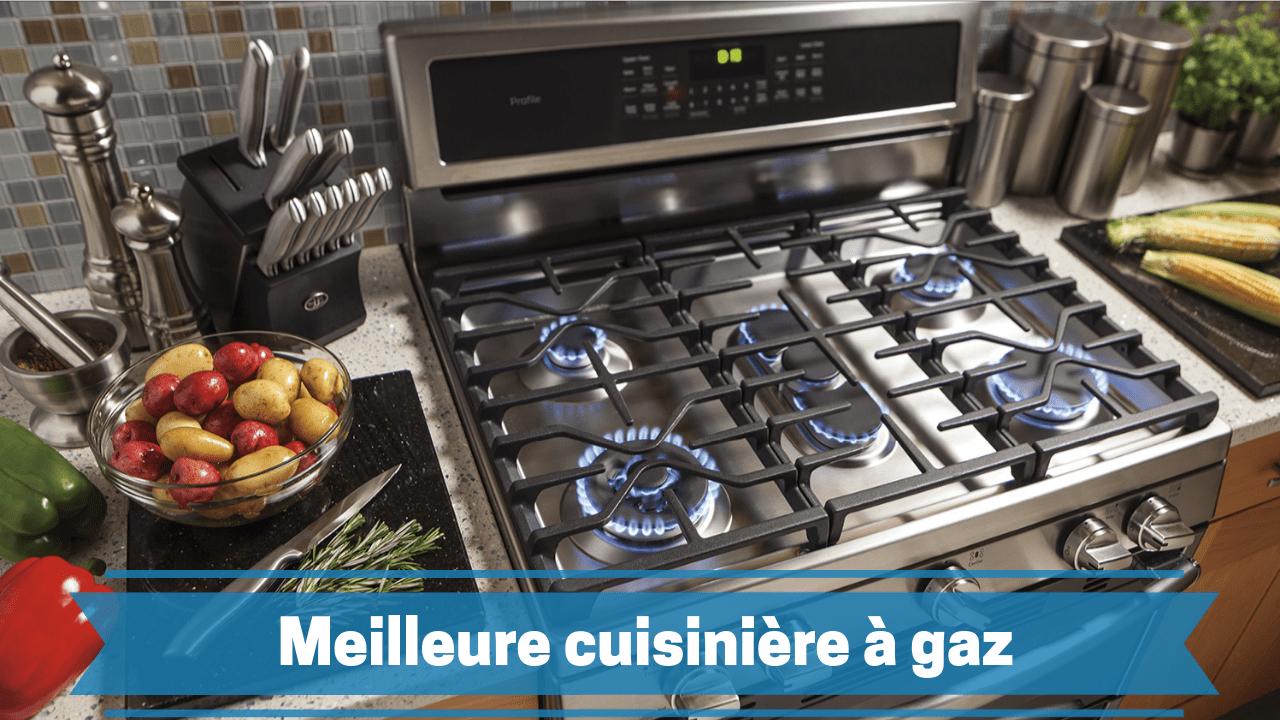 Photo de Meilleure cuisinière à gaz 2019 (gazinière) – Comparatif des prix et guide d'achat