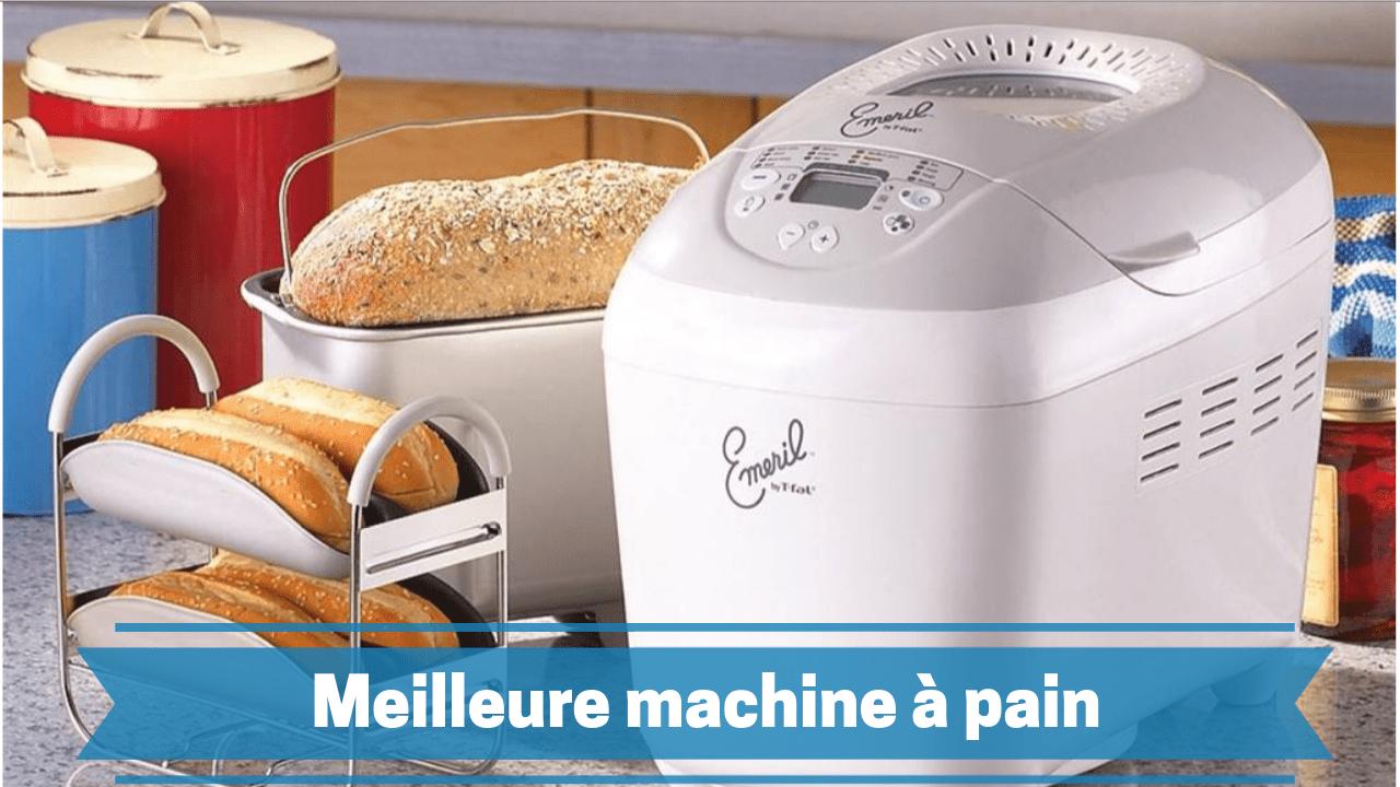 Photo de Meilleure machine à pain 2019 – guide d'achat et comparatif des prix