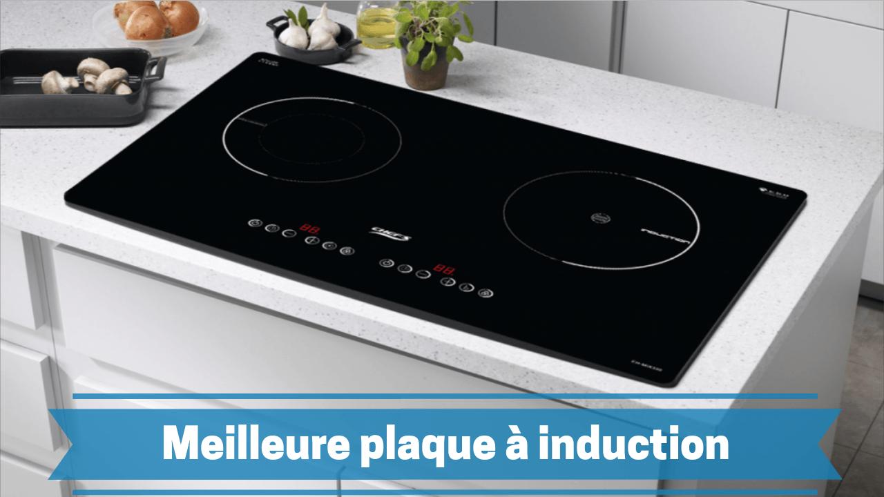 Photo de Meilleure plaque à induction (table de cuisson à induction) 2019 – comparatif et guide d'achat