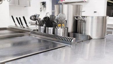 Photo de Comment nettoyer tout appareil de comptoir de cuisine en acier inoxydable