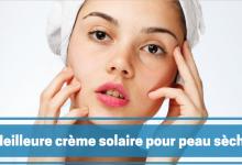 Photo de La meilleure crème solaire peau sèche – Avis 2021/2022 et comparatif