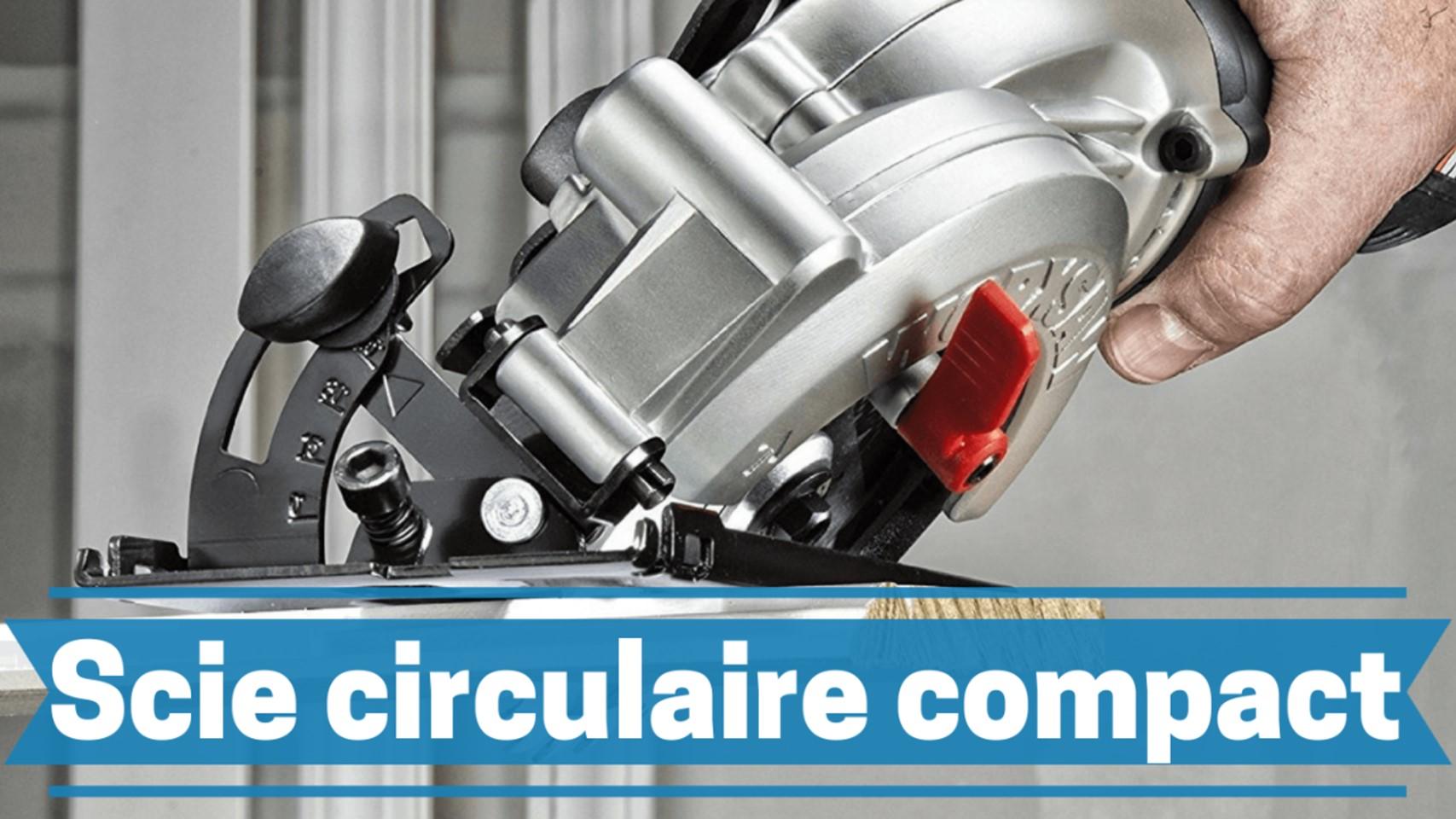 Photo de Les meilleures scies circulaires compactes et mini pour les petits travaux de coupe 2020