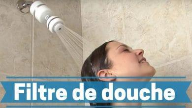 Photo de Meilleurs filtres de douche