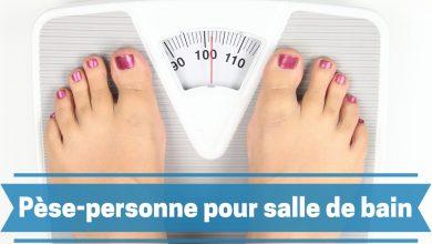 Photo de Surveillez votre poids en choisissant le meilleur pèse-personne pour salle de bain