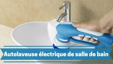 Photo de Meilleures brosses de nettoyage et de récurage électrique pour salle de bain