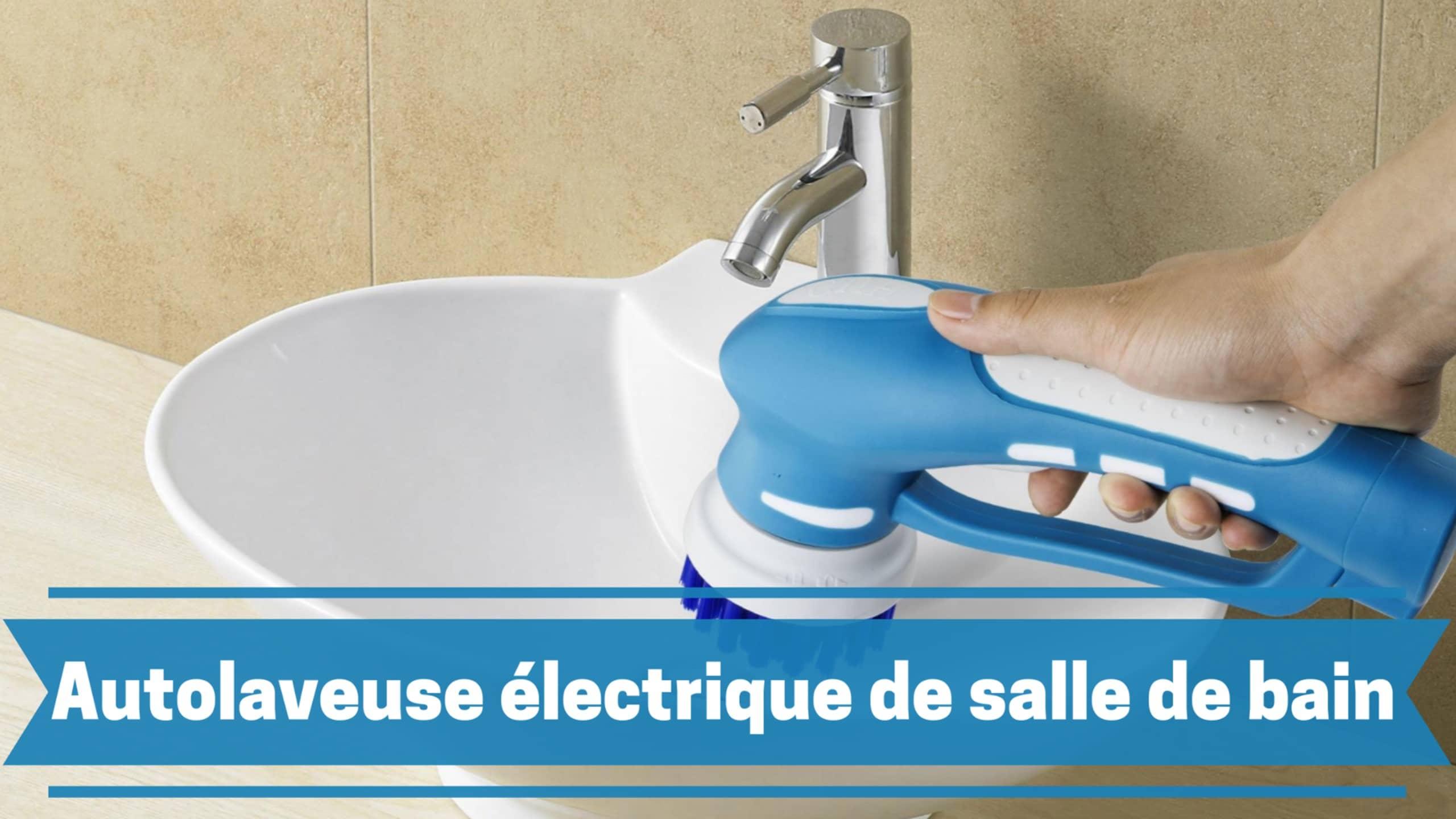 Meilleure autolaveuse électrique de salle de bain comparatif guide achat avis