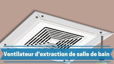 Photo de Maintenez votre salle de bain sèche et sans odeur avec les meilleurs ventilateur d'extraction