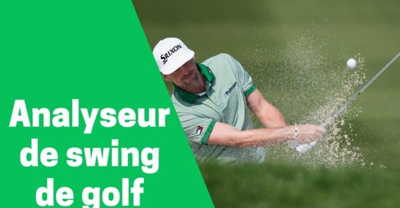 Meilleur analyseur de swing de golf comparatif avis test guide achat