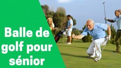 Photo de Le comparatif 2021 des balles de golf idéales pour les seniors