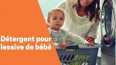 Photo de Meilleurs détergents à lessive pour bébé de 2021
