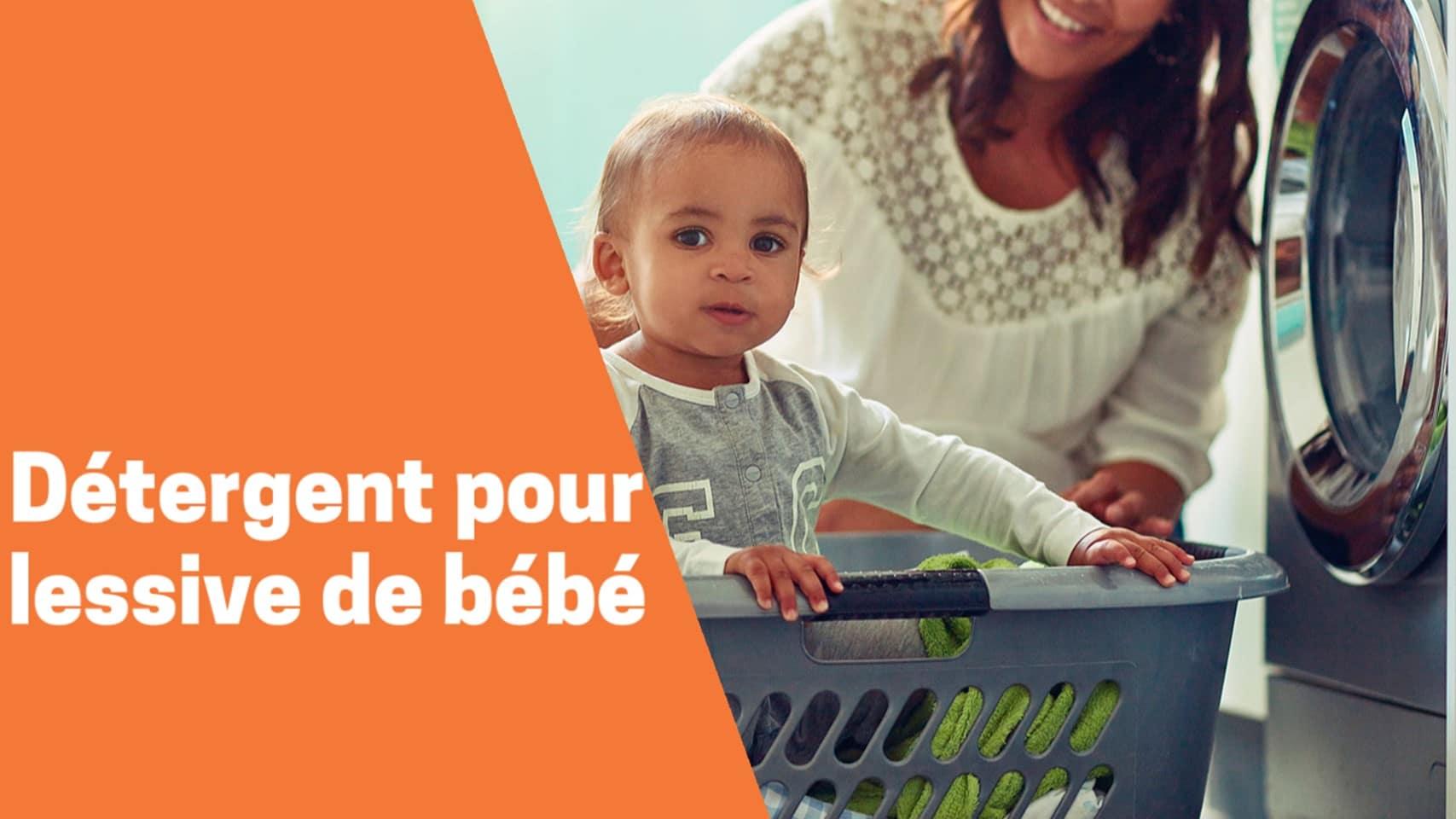Meilleur détergent pour lessive de bébé comparatif avis test guide achat