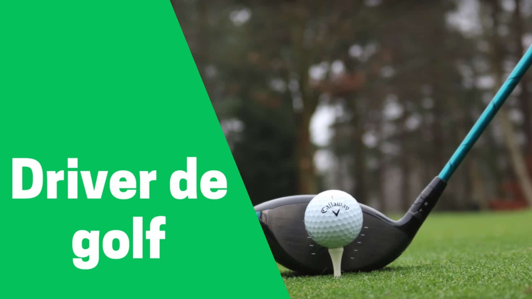 Meilleur driver de golf comparatif avis test guide achat