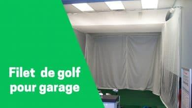 Photo de Meilleurs filets d'entrainement de golf pour le garage