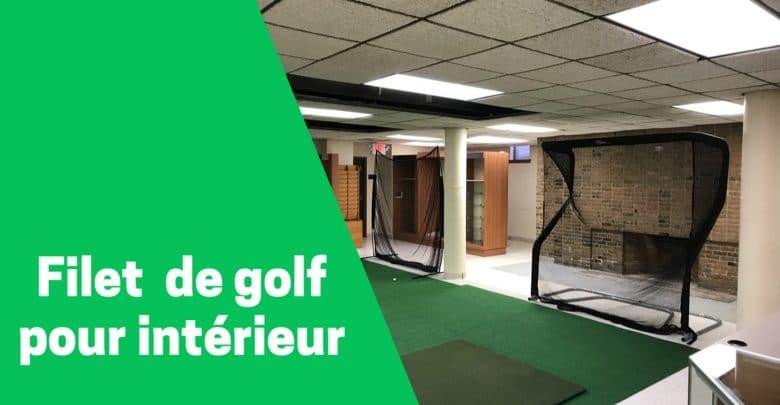 Meilleur filet de golf pour intérieur ou salon comparatif avis test guide achat