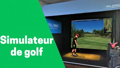 Photo de Les meilleurs simulateurs de golf 2020