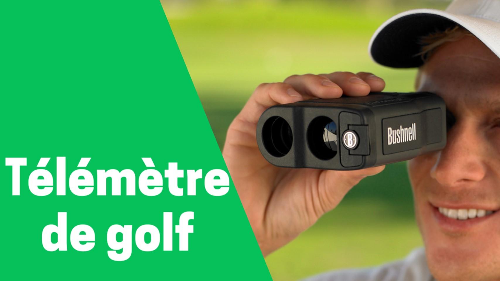 Meilleur télémètre de golf comparatif avis test guide achat