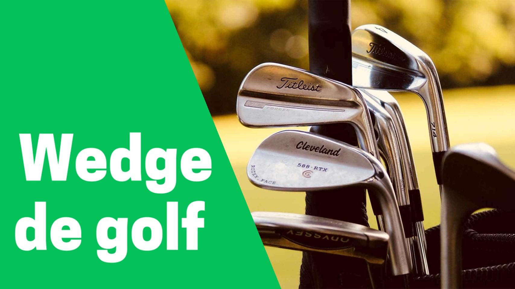 Meilleur wedge de golf comparatif avis test guide achat