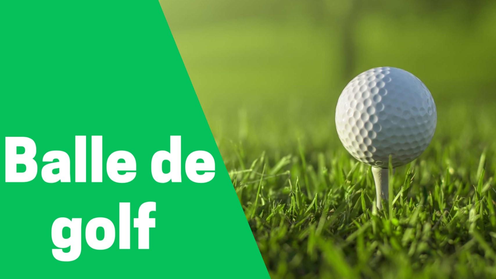 Meilleure balle de golf comparatif avis test guide achat