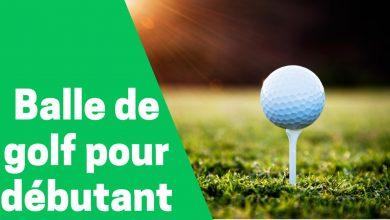 Photo de Vous êtes débutants au golf? Choisissez le type de balle qui vous convient le mieux