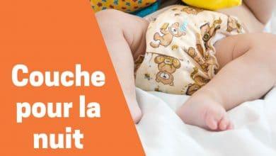 Photo de Offrez à votre bébé une nuit apaisante grâce aux meilleures couches de nuit pour bébé  (guide d'achat)