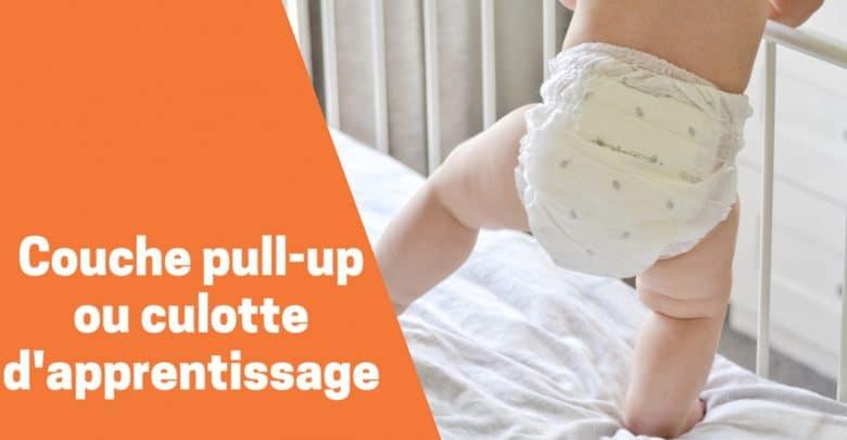 Meilleure couche pull up ou culotte d'apprentissage comparatif avis test guide achat