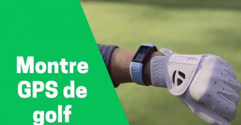Meilleure montre GPS de golf comparatif avis test guide achat