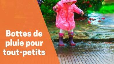 Photo de Meilleures bottes de pluie 2021 pour enfant et tout petit.