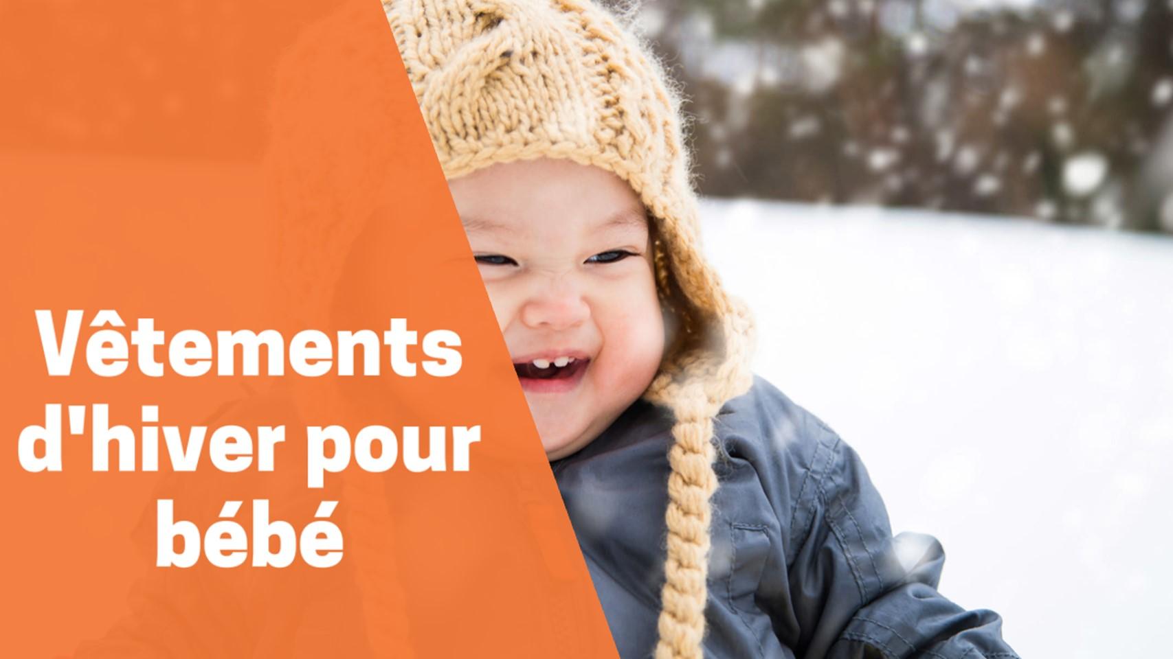 meilleur Vêtements d'hiver pour bébé comparatif avis test guide achat