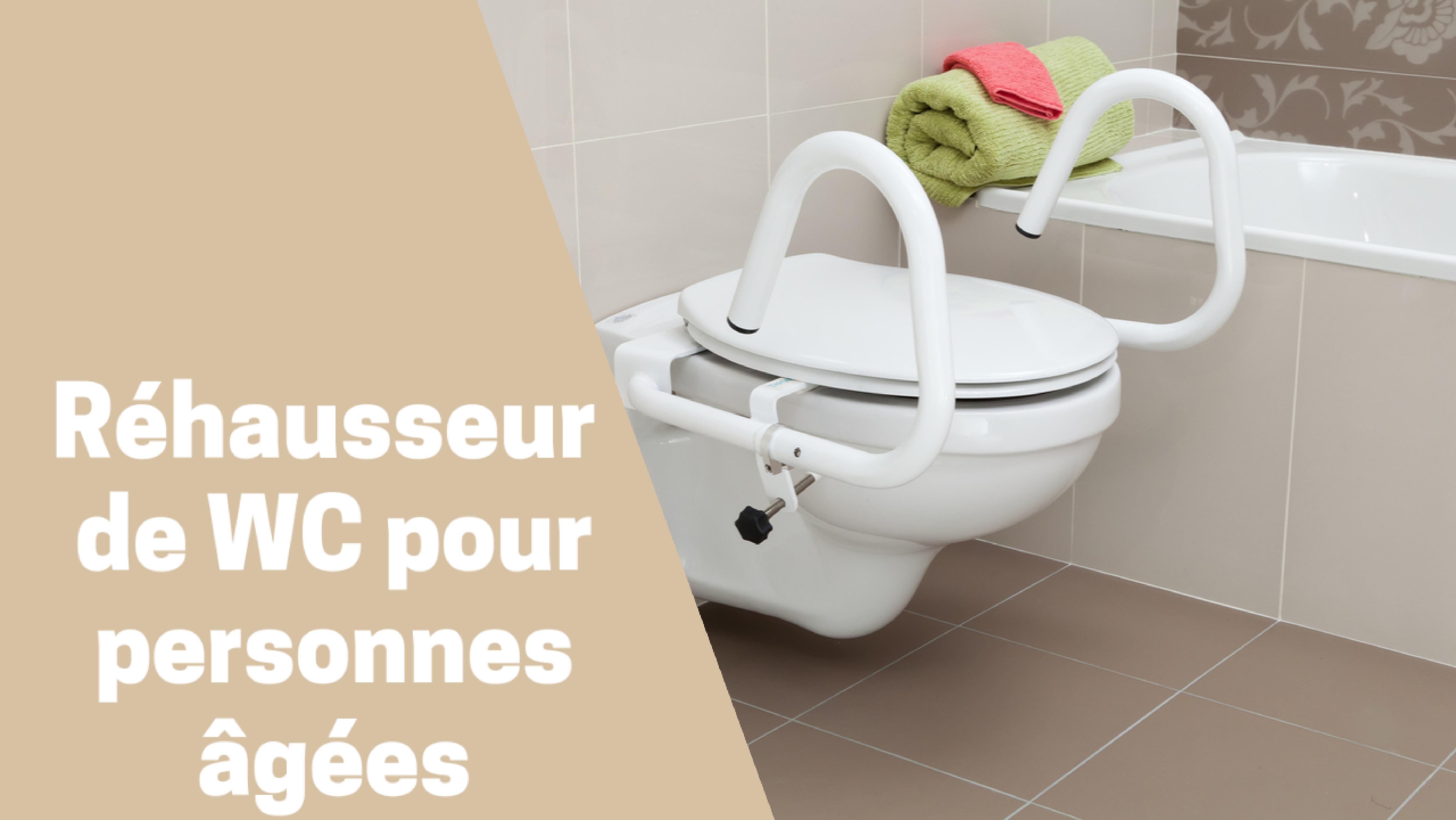 Photo de meilleurs rehausseurs de WC pour personnes âgées 2020