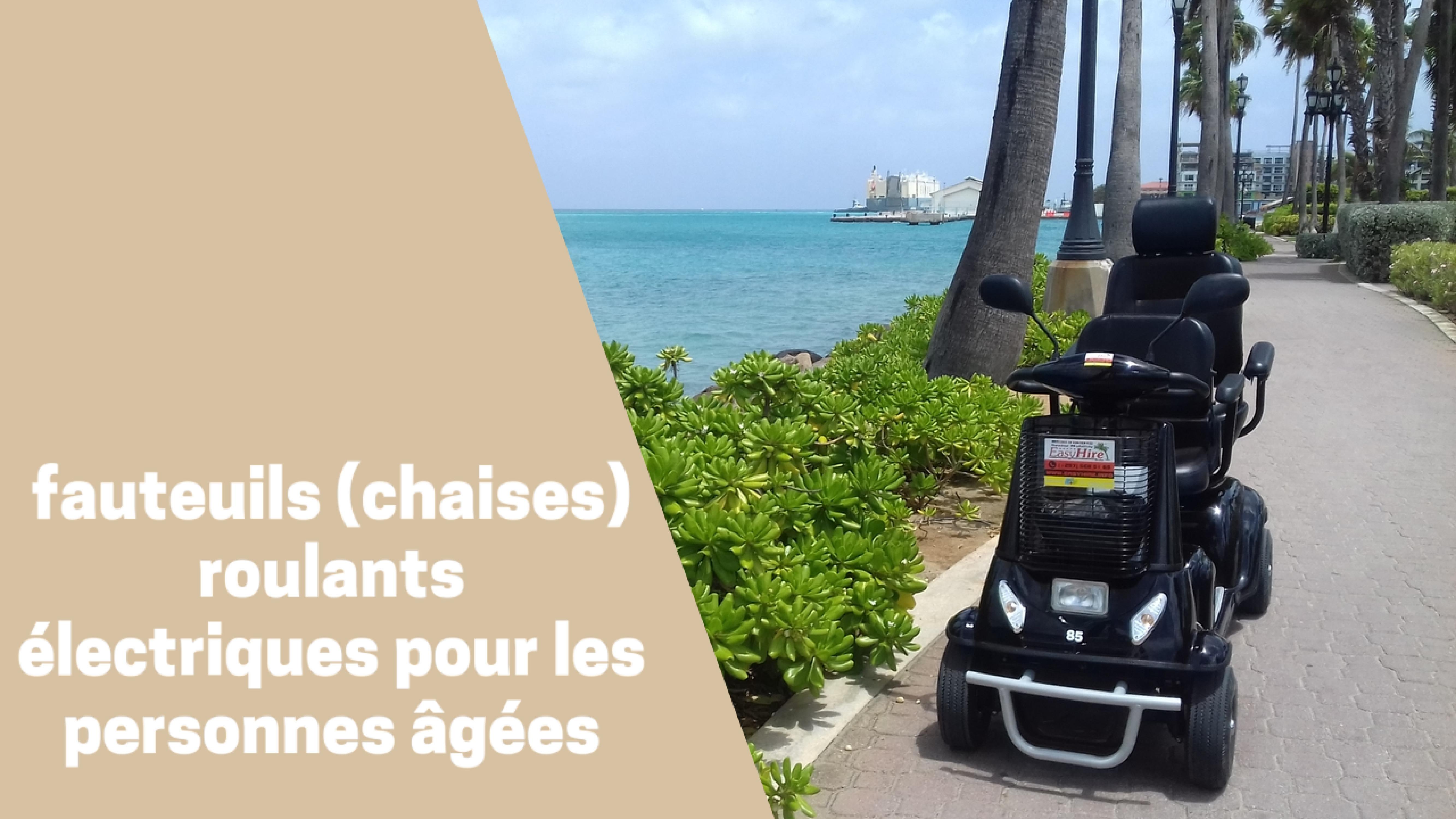 Photo de Meilleurs fauteuils roulants électriques du moment pour personnes âgées 2020