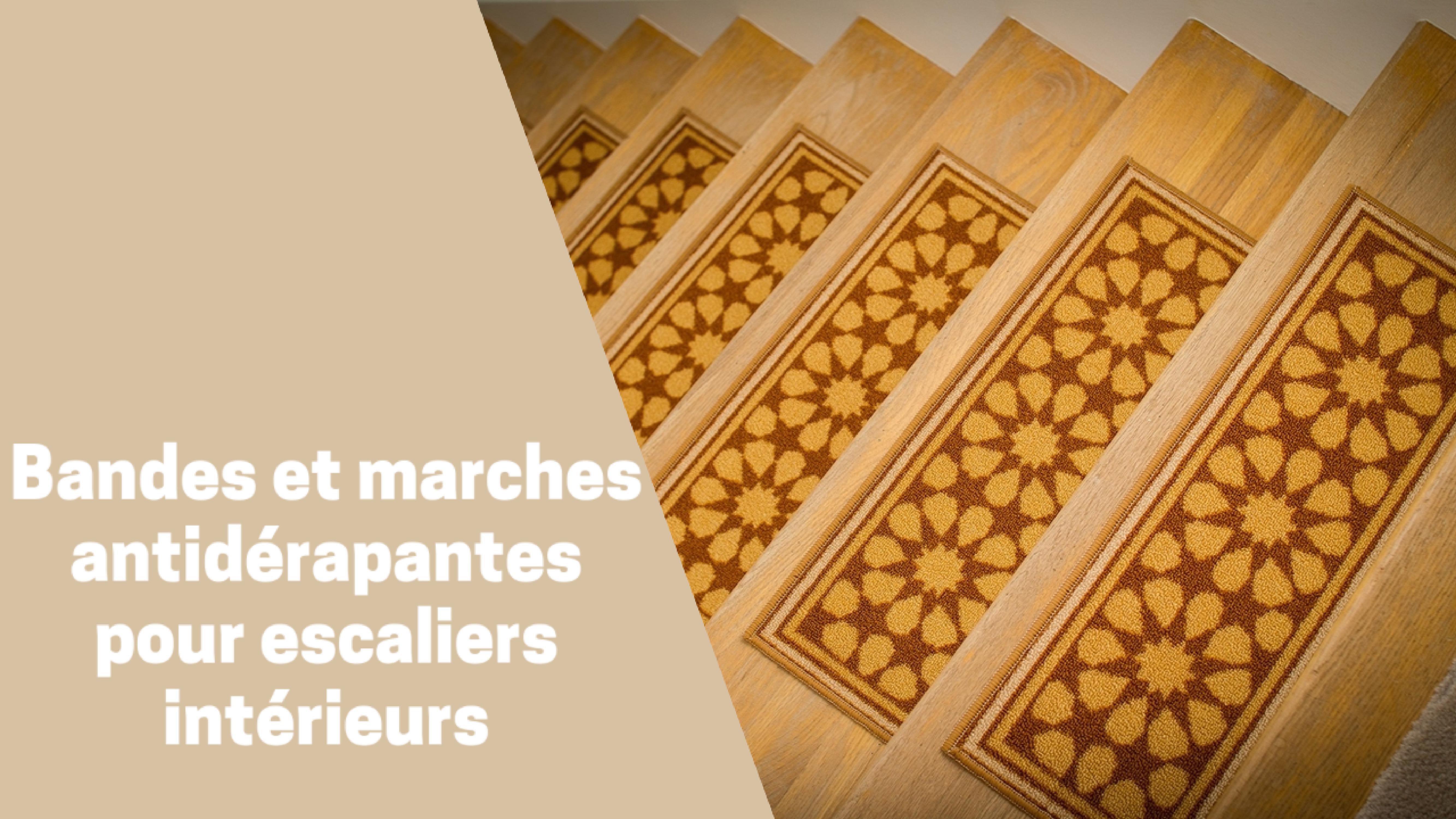 Meilleures bandes et marches antidérapantes pour escaliers intérieurs pour personne agée comparatif guide achat avis test