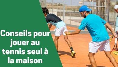 Photo de S'entraîner seul au tennis : voici des astuces pour bien s'y prendre