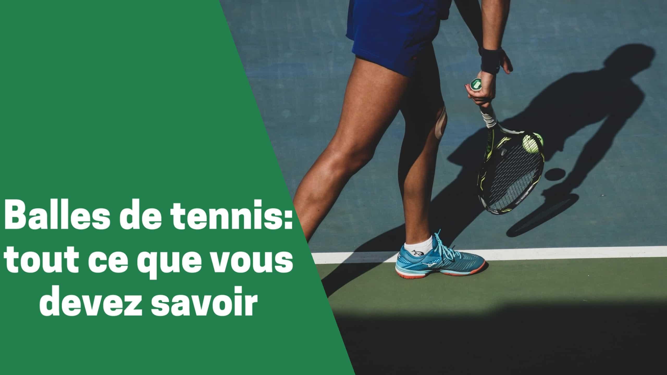 Photo de Les questions les plus posées concernant les balles de tennis
