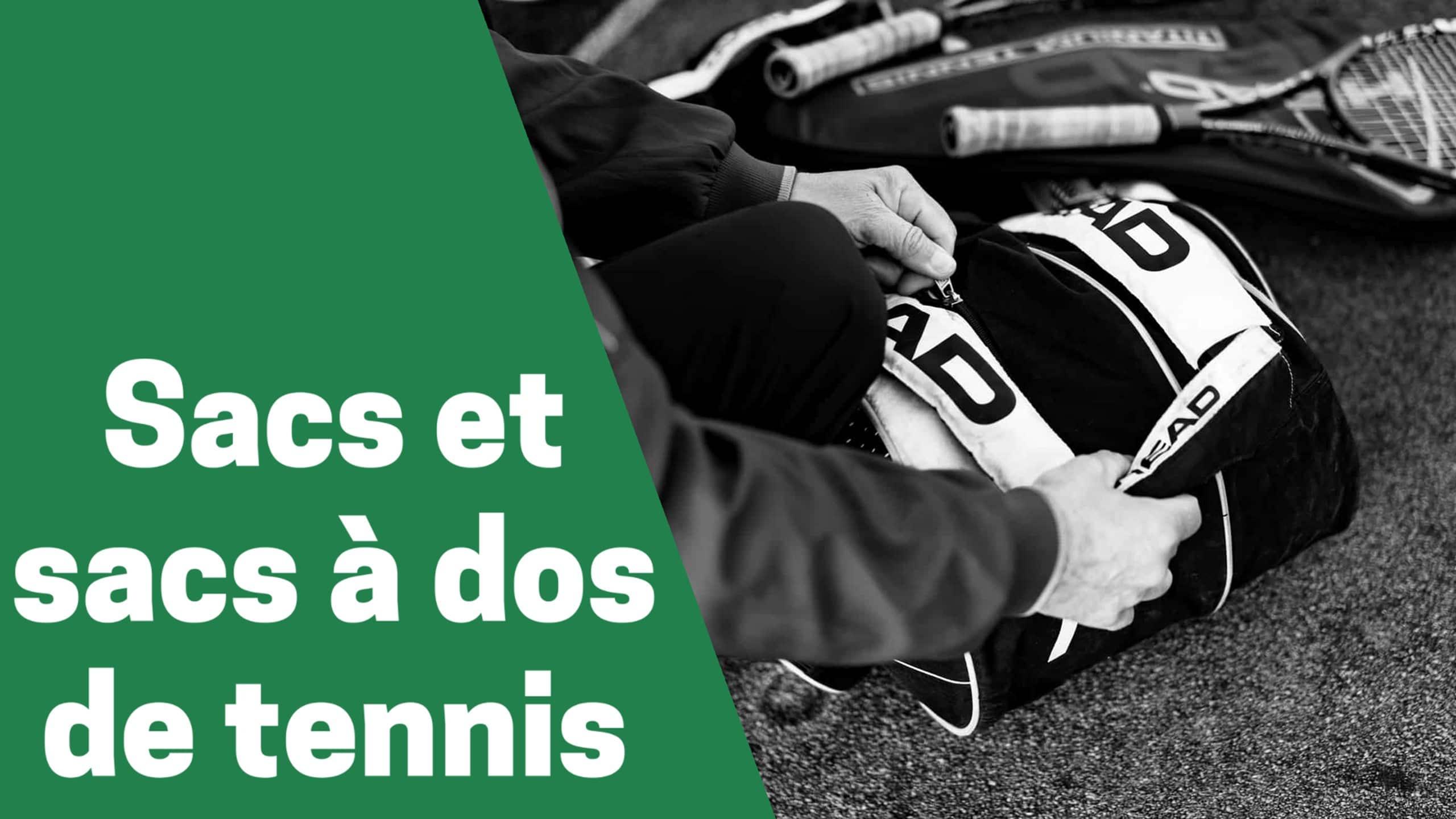 Photo de Meilleurs sacs et sacs à dos de tennis 2020 – Garder les raquettes en sécurité