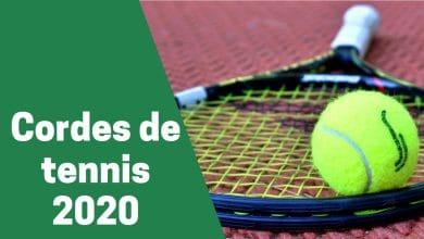 Photo de Meilleures cordes pour raquette de tennis 2020