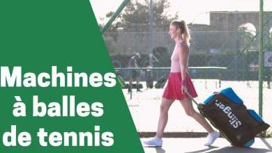 Photo de Les meilleures machines lance balles de tennis de 2020 – Pratiquez n'importe quand, n'importe où
