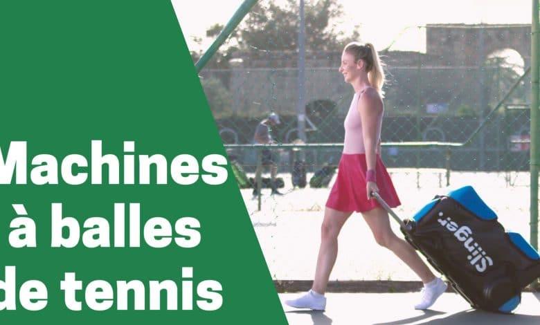 Meilleure machine a balles de tennis comparatif guide achat avis test