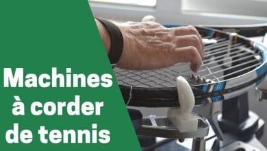 Photo de Meilleures machines à corder pour raquette de tennis 2020 – Réparez vos cordes dans le confort de votre propre maison