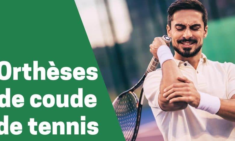 Meilleure orthèse de coude de tennis comparatif guide achat avis test