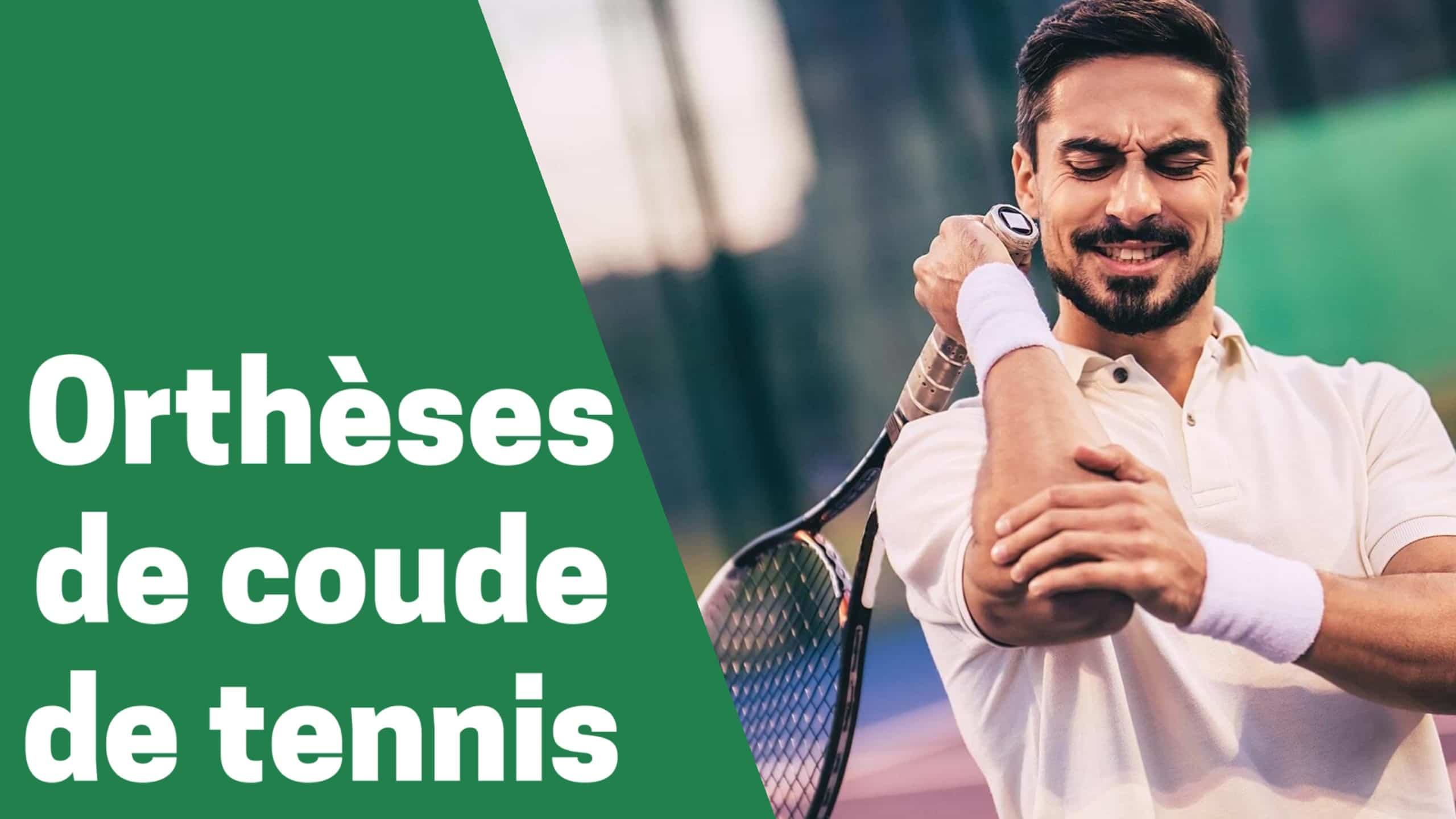 Photo de Meilleures orthèses de coude de tennis 2020 – Dites adieu aux blessures au bras