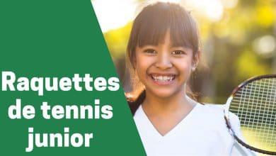 Photo de Meilleures raquettes de tennis junior de 2020 – Laissez vos enfants profiter du tennis!