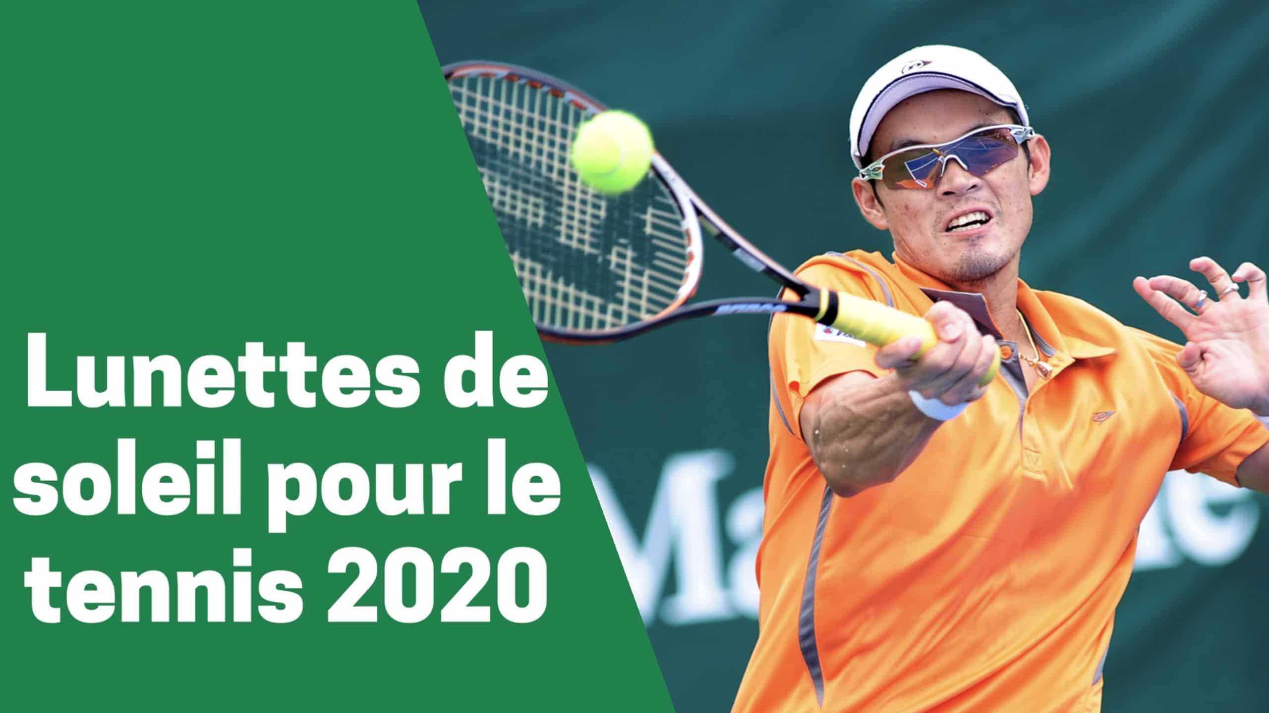 Photo de Meilleures lunettes de soleil pour le tennis 2020