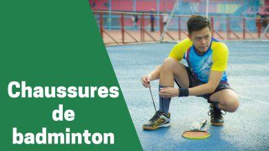 Photo de Que dire sur les chaussures tendance du badminton ?