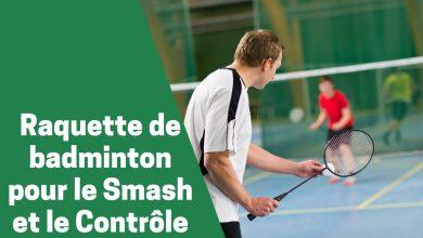 Photo de Quelle est la meilleure raquette de badminton spécialisée pour le Smash and Control en 2020 ?