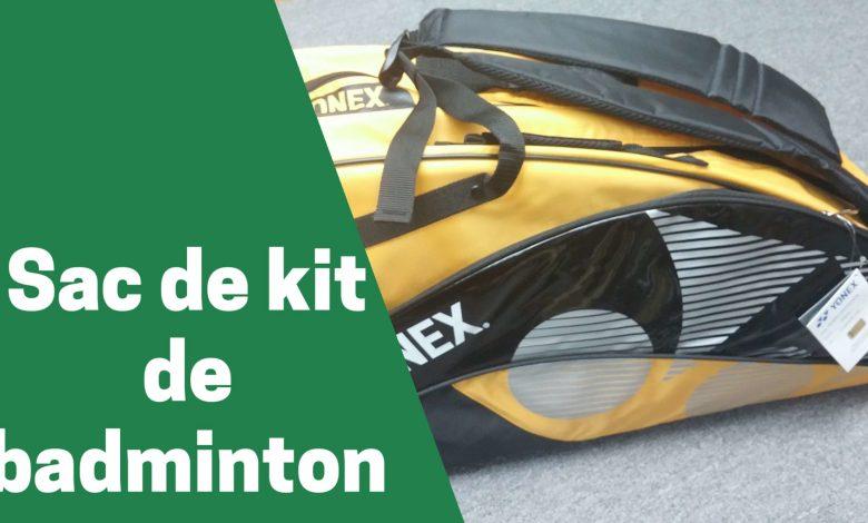 Selection des meilleurs sacs de kit de badminton comparatif guide achat avis test