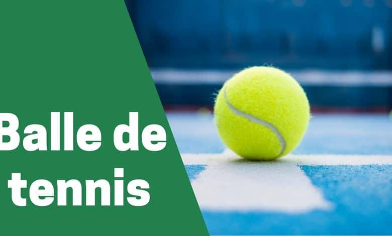 meilleure balle de tennis comparatif guide achat avis test