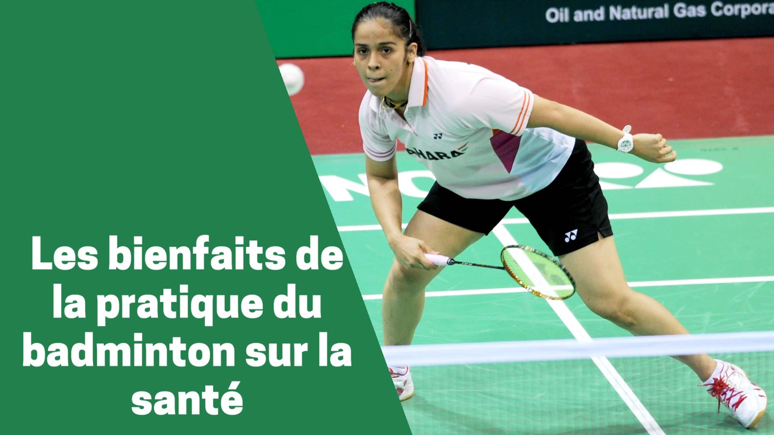 Photo de Badminton : les 10 avantages sur la santé humaine